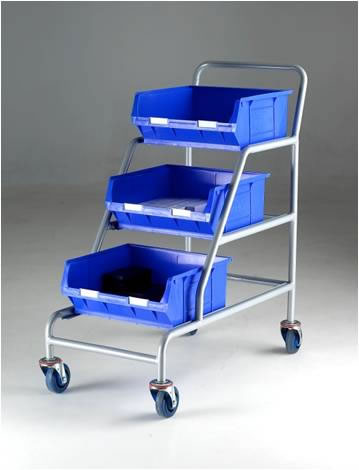 Container Trolley/Container Cabinet