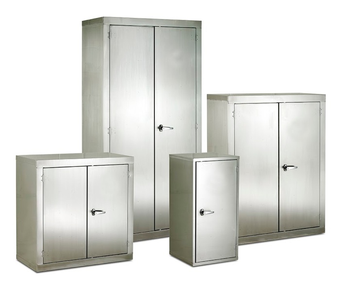 Substance & Tool Cabinets