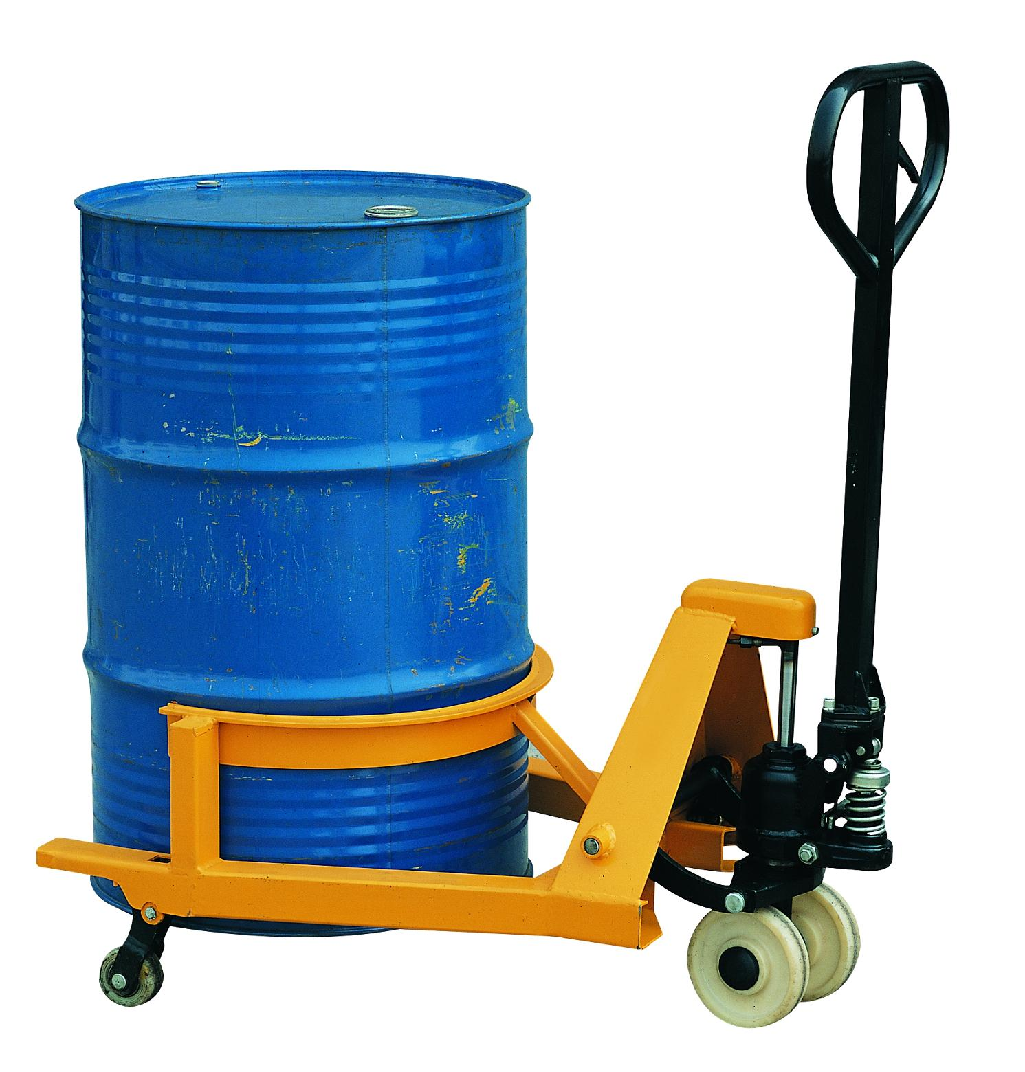 Warrior 365kg Hydraulic Barrel Caddy