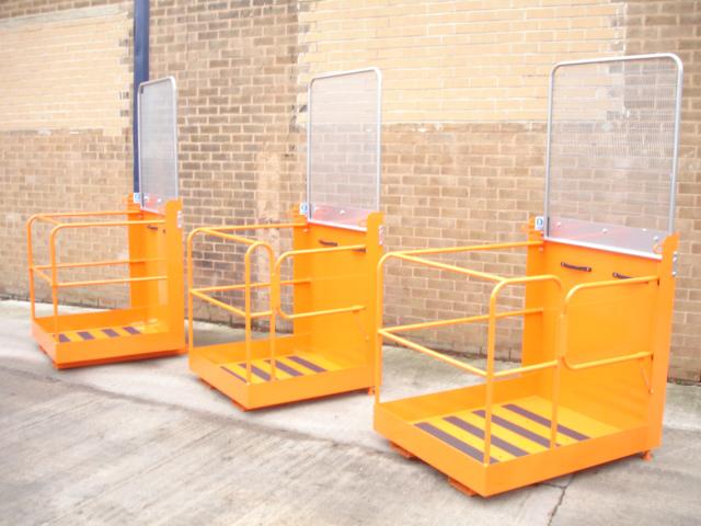 Warrior Access Platform (Side Gate 950 x 950 x 2120mm)