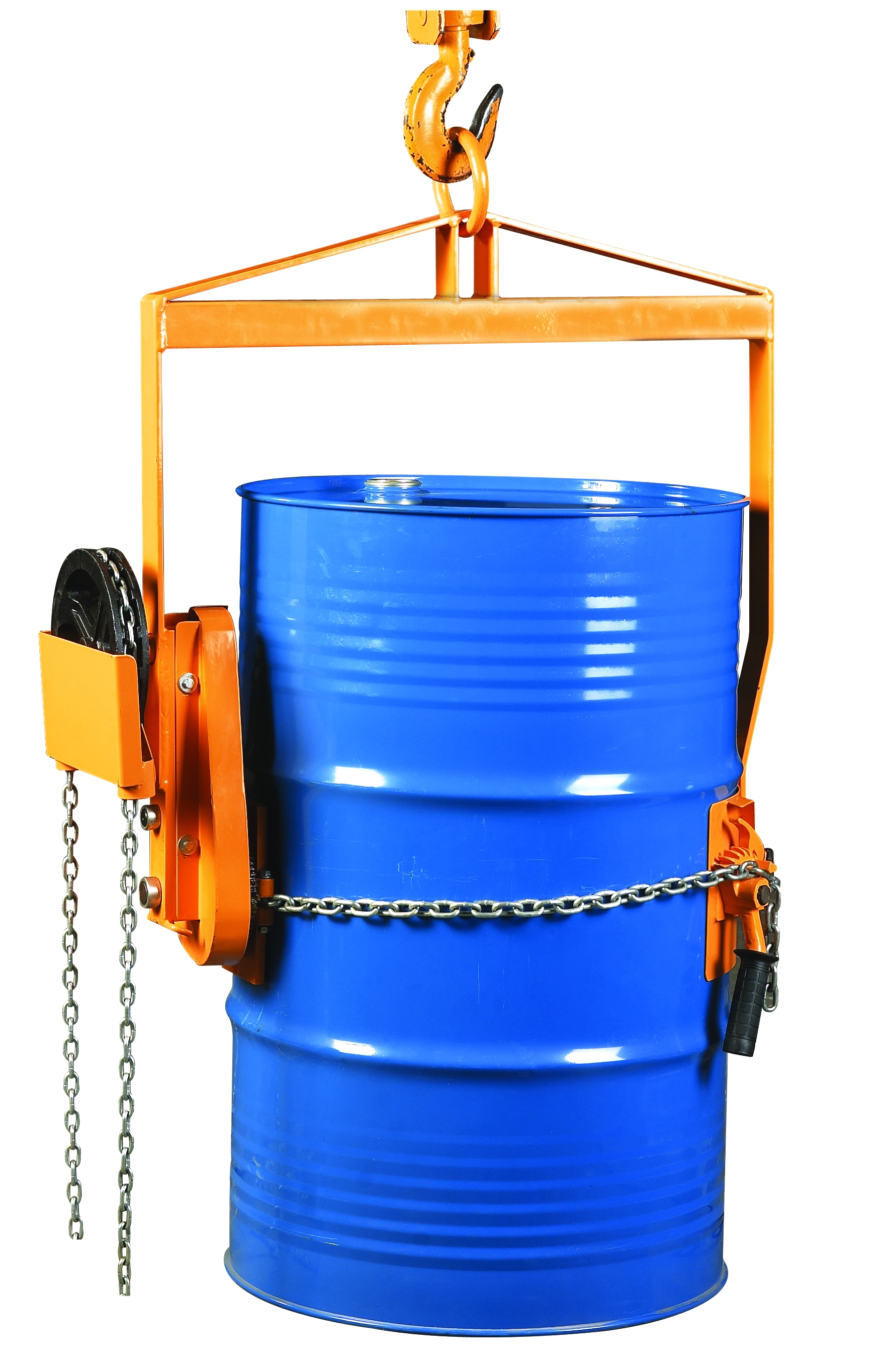 Warrior 350kg Geared Type Drum Lifter
