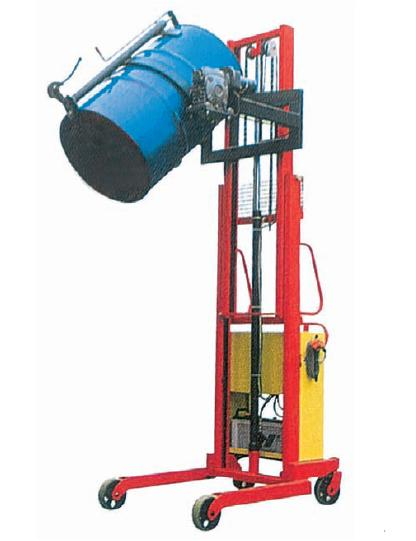 Warrior 300kg Semi Electric Tipping Drum Lifter