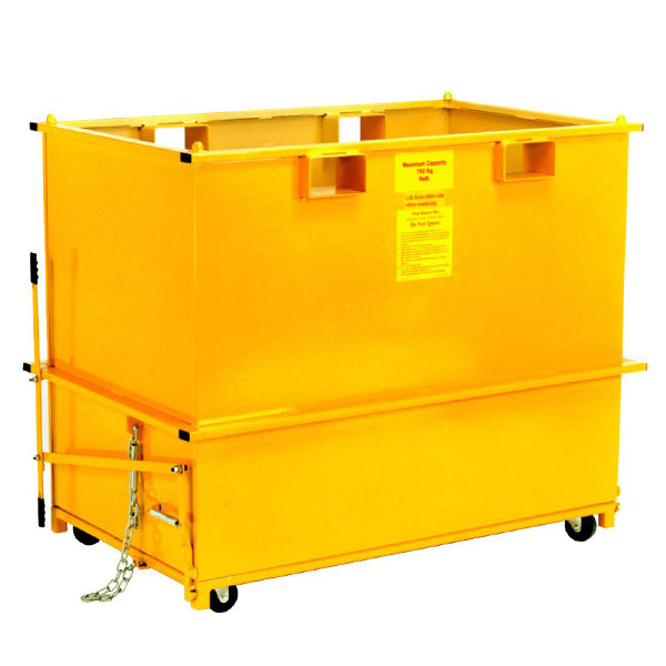 Warrior 1.5m3 Handy Bin