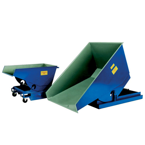 Warrior 1750kg (b) Heavy Duty Skip