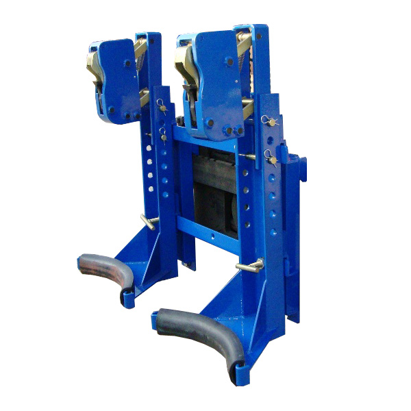 Heavy Duty Carriage Mounted Drum Grab 2 Drum