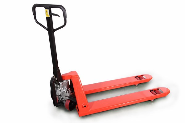 Warrior EasyRoller The pallet truck with extra umph!