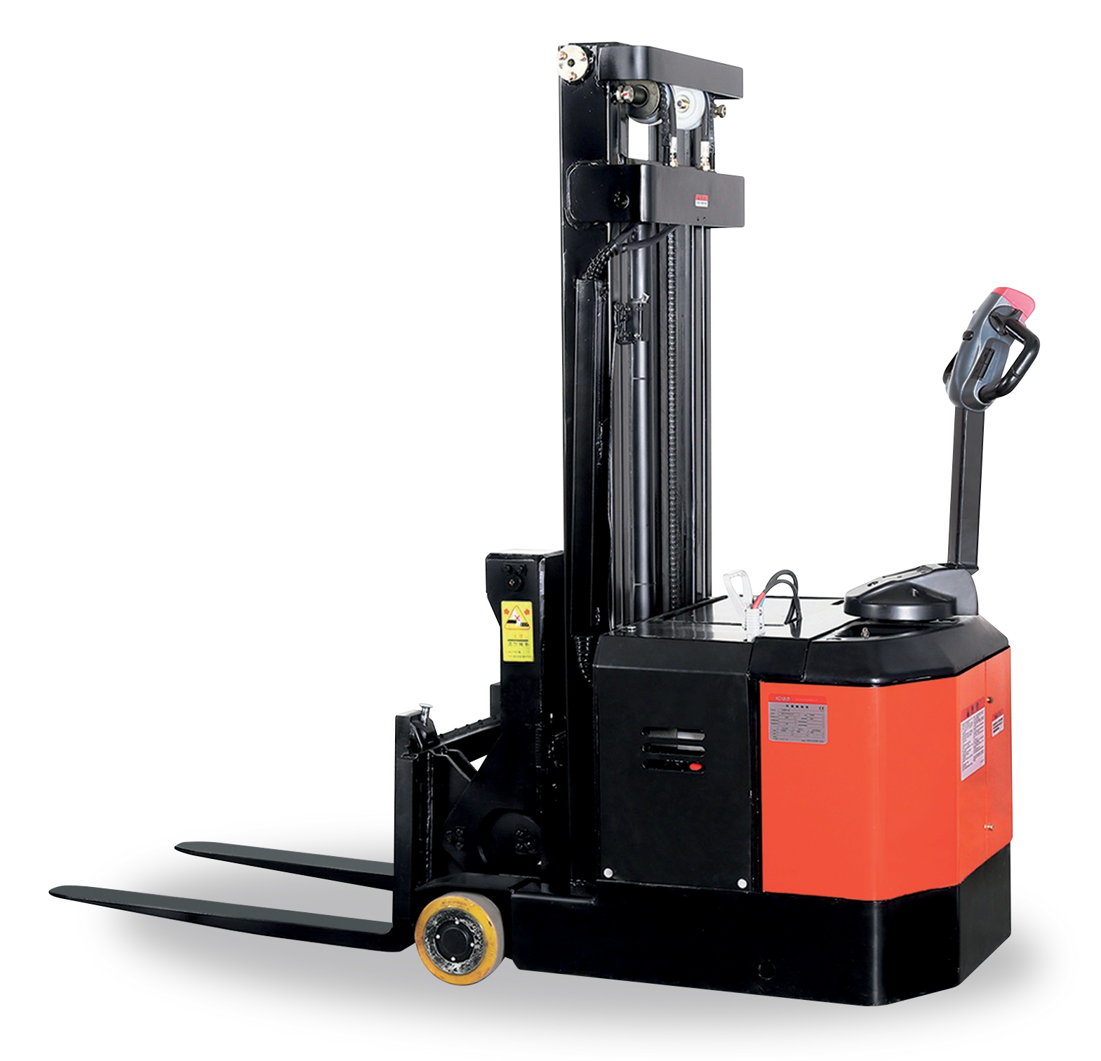 Warrior 600kg 600kg Mini Counterbalanced Stacker