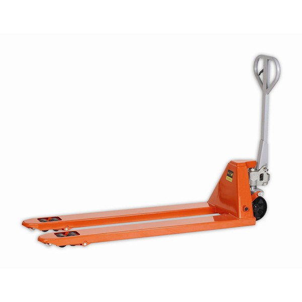 Warrior Extra Long Pallet Truck 2000mm x 540mm