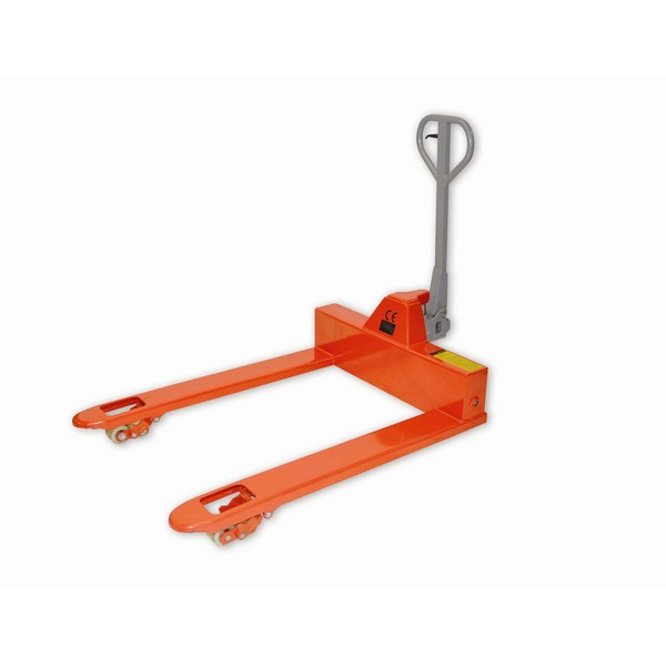 Warrior Extra Wide Pallet Truck 850mm x 1150mm