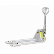 Warrior Galvanised Semi Stainless Steel Pallet Truck 1150mm x 685mm