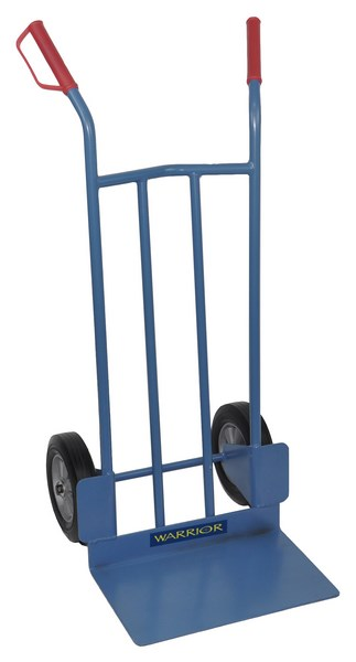 Warrior Eco 250kg Professional Heavy Duty Sack Truck (Solid Tyres) 14.5kg