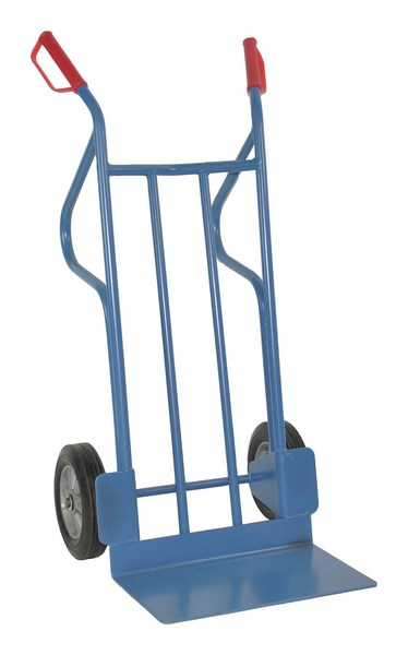 Warrior Eco 350kg Professional Heavy Duty Sack Truck (Solid Tyres) 21kg