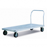 Warrior Heavy Duty 550kg Aluminium Platform Truck (1220mm x 760mm)