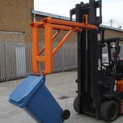 100kg Fork Mounted Wh