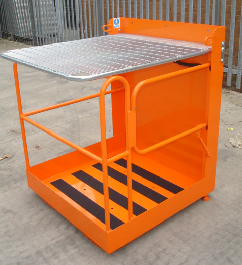 Warrior Access Platform (Side Gate 1250 x 950 x 2120mm)