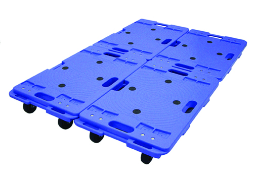 Warrior 150kg Interconnecting Plastic Dolly