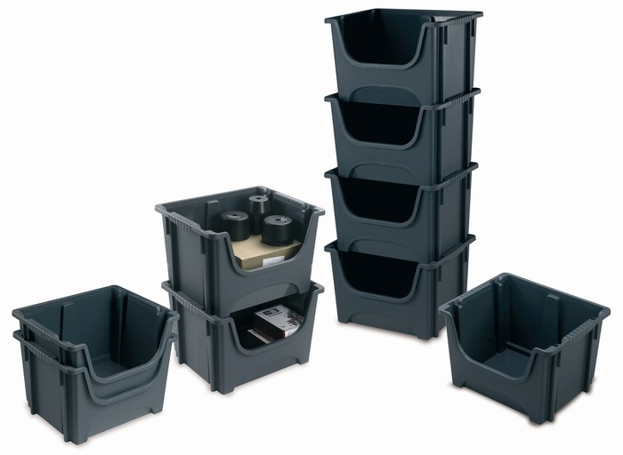 Warrior Space Bin Containers