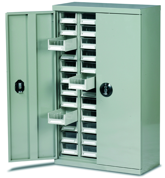 Warrior Topdrawer Cabinet c/w 48 Drawers and Doors