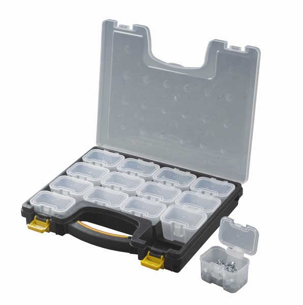Warrior Topstore Assortment Case - 14 Compartments