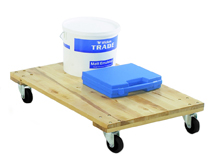 Warrior 240kg Hardwood Dolly (A)