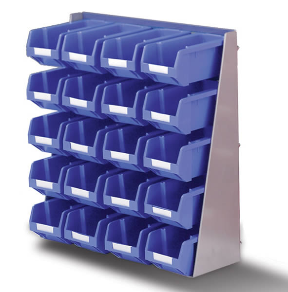 Warrior Topstore Bench Stand (Blue)