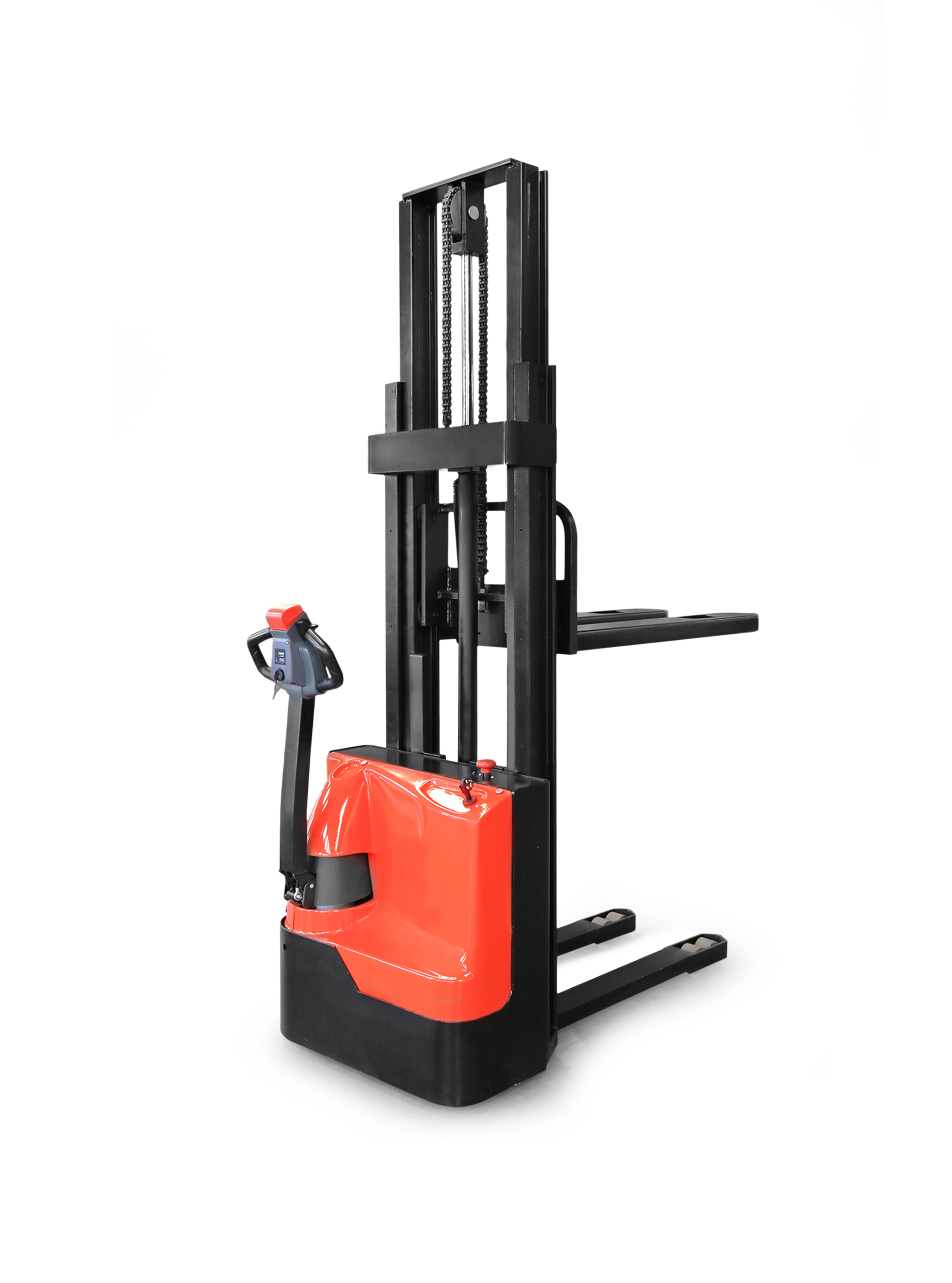 Warrior Eco 1200kg Mono Propelled Telescopic Powered Stacker