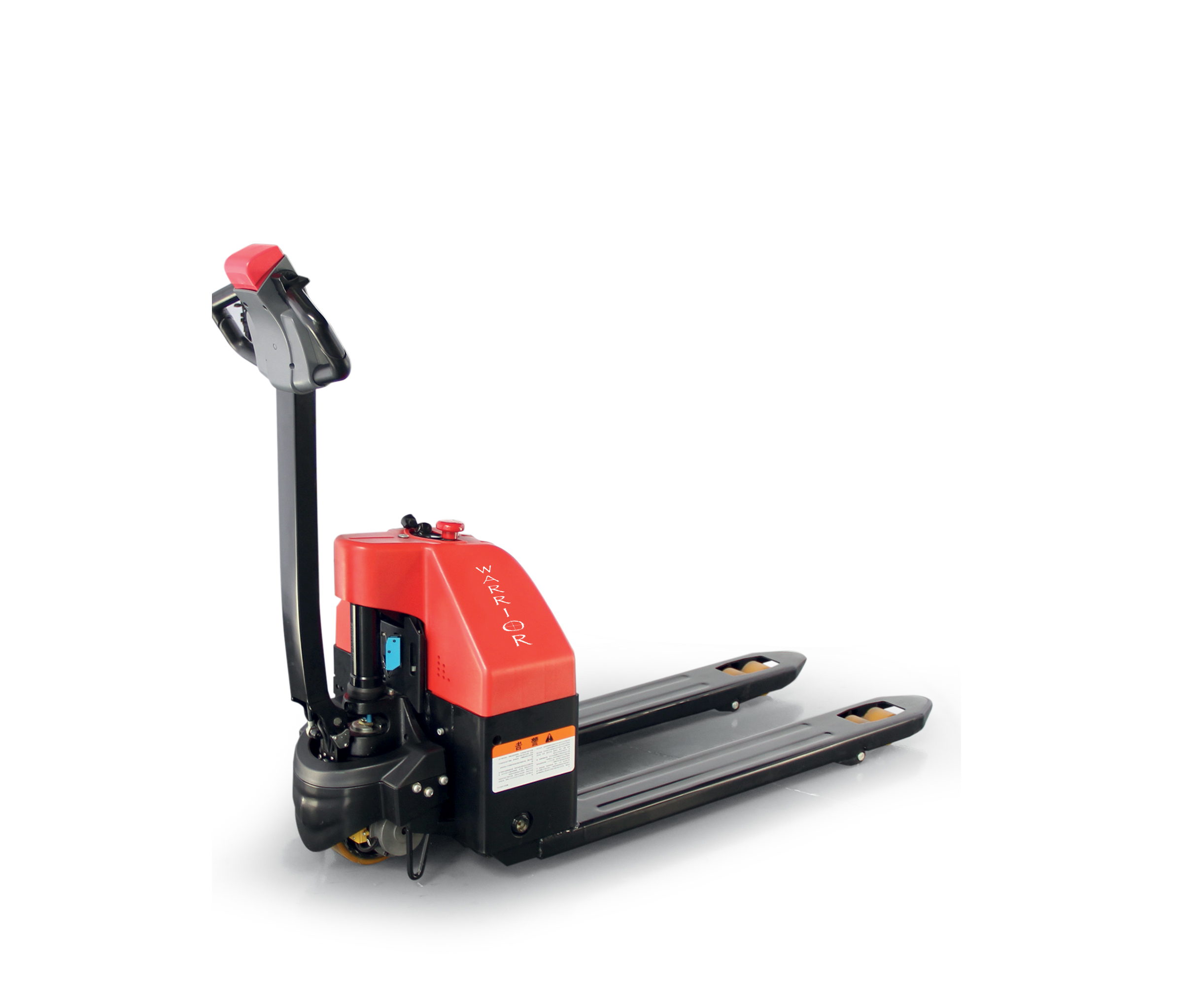 Warrior 1500kg Full Electric Pallet Truck