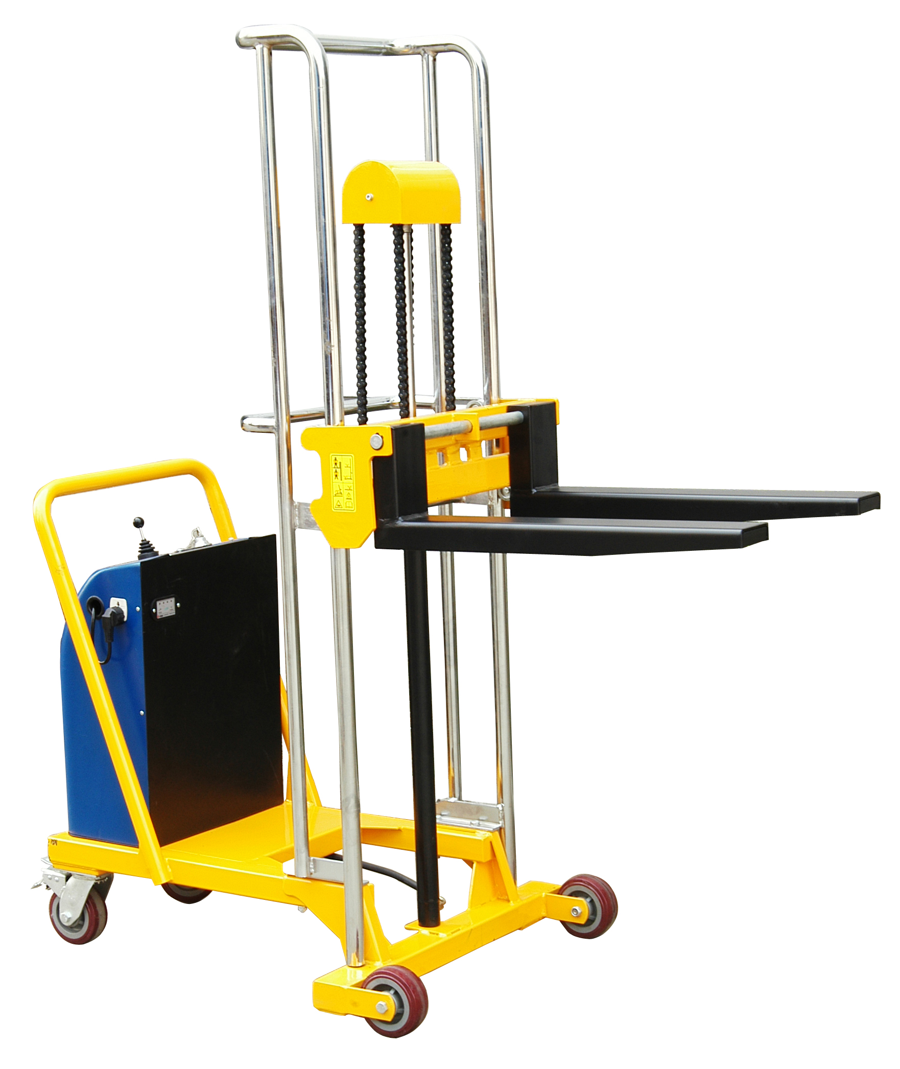 Warrior 250kg Light Duty Counterbalanced Stacker