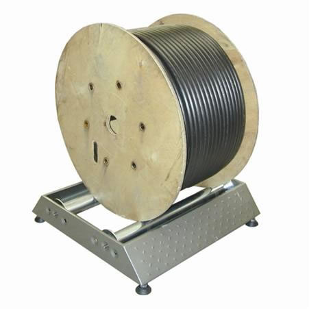 Warrior Floor Mounted Cable Reel Stand
