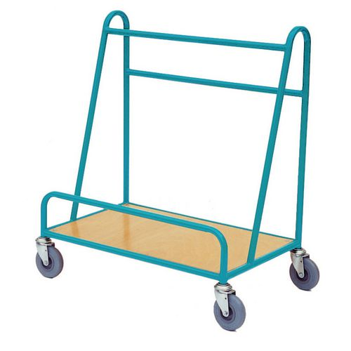 Warrior 200kg Ply Deck Board Trolley