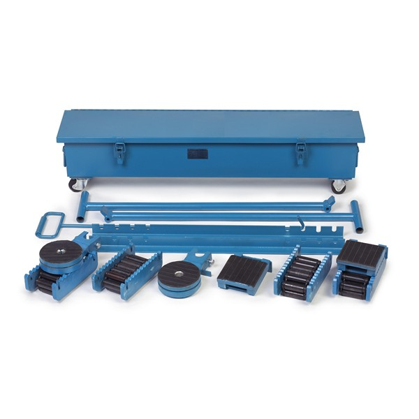 Warrior Heavy Duty Machinery Skate Kits (3000kg)