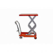 Warrior Eco 350Kg Double Scissors Mobile Lift Table