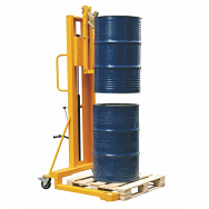 Warrior 350kg Vertical Drum Stacker