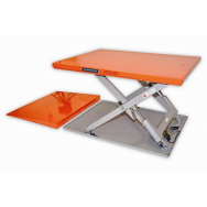 Warrior Full Top Low Profile Static Lift Table