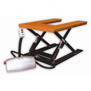 Warrior U Shape Low Profile Static Lift Table