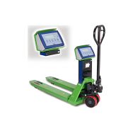 Dini Argeo TPWA  Weigh Scale Pallet Truck