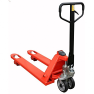 Warrior Eco Weigh Scale Pallet Truck