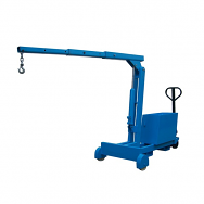 Warrior Counterbalanced 550Kg Mobile Workshop Crane