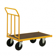 Warrior Rough Terrain Steel Platform Truck 1000 x 600 SR