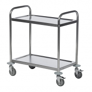 Warrior Stainless Steel Trolley (KM 60350)