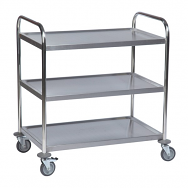 Warrior Stainless Steel Trolley (KM 60355)
