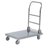 Warrior Stainless Steel Flat Board Trolley (KM 60360)