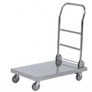 Warrior Stainless Steel Flat Board Trolley (KM 60360)