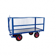 Warrior Mesh Sides to Heavy Duty Trolley