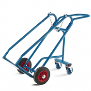 Warrior 150kg Single Cylinder Trolley with Rear Wheels