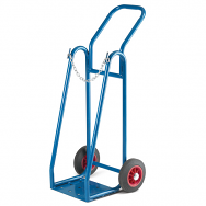 Warrior 47kg Propane Cylinder Trolley