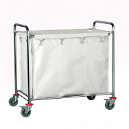 Warrior Quad Laundry Trolley