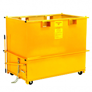 Warrior 1.0m3 Handy Bin