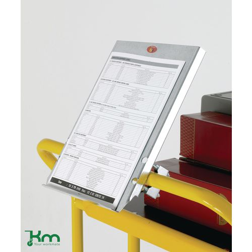 Warrior 1.5kg Writing Board for Flexible Shelf Trolley with Ladder